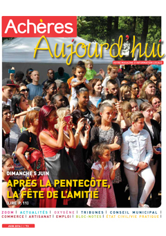 Achères Aujourd'hui n°73 – juin 2016