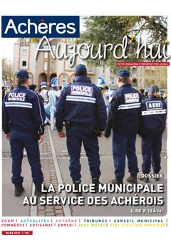Achères Aujourd'hui n°80 – mars 2017