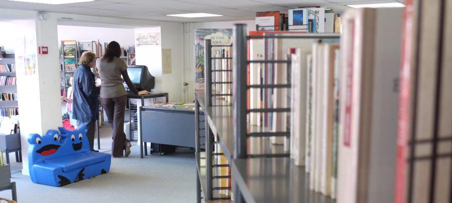 La bibliothèque multimédia Paul-Eluard