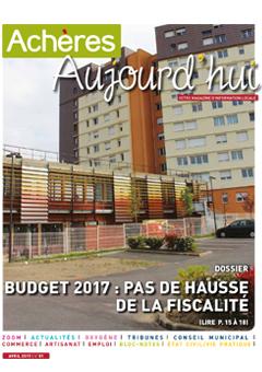 Achères Aujourd'hui n°81 – Avril 2017