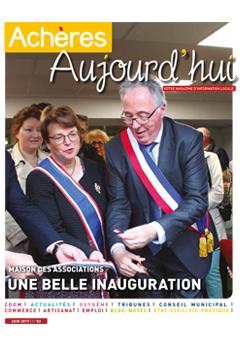 Achères Aujourd'hui n°83 – Juin 2017