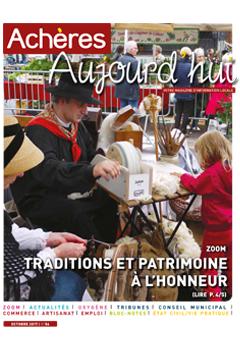 Achères Aujourd'hui N°86 – Oct 2017