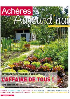 Achères Aujourd'hui n°90 – Mars 2018