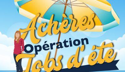 "Opération ""Jobs d'été"""