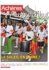 Achères Aujourd'hui n°91 – Avril 2018