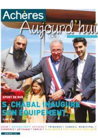 Achères Aujourd'hui n°93 – juin 2018