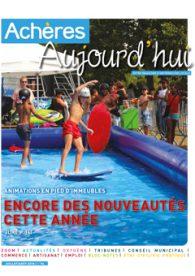 Achères Aujourd'hui n°94 – juillet/août 2018