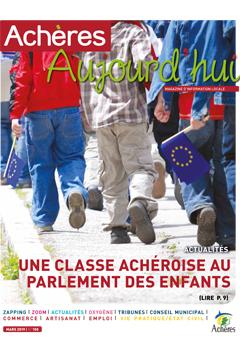 Achères Aujourd'hui n°100