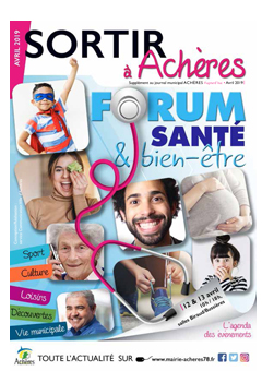 Sortir à Achères – Avril 2019