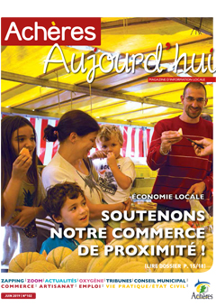 Achères Aujourd'hui n°102