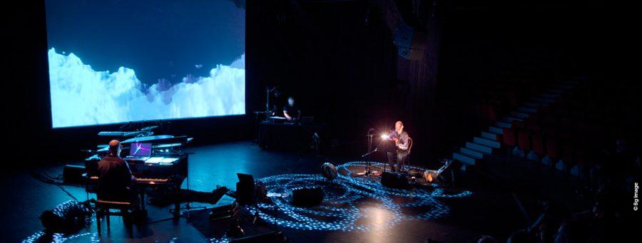 Ultrazik > Les Méditations Sonores de Nicolas Repac