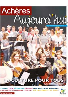 Achères Aujourd'hui n°105