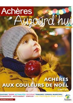 Achères Aujourd'hui n° 106