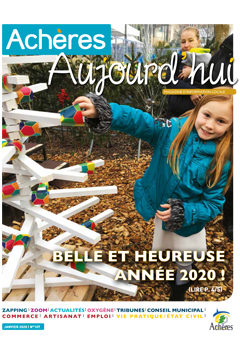 Achères Aujourd'hui n°107