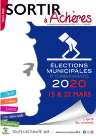 Sortir à Achères – Mars 2020