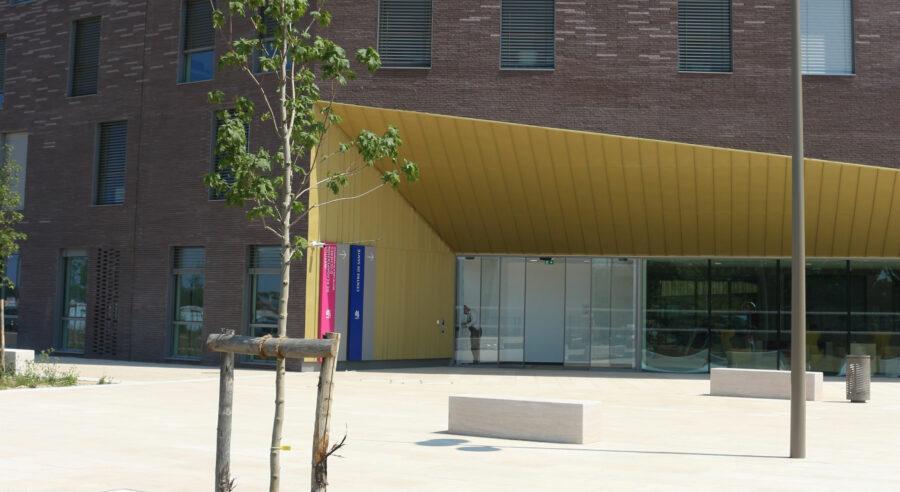 Transfert du centre de santé situé rue Maurice-Berteaux et ouverture de l'institut