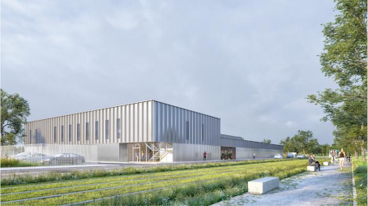 Futur centre technique municipal