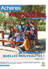Achères Aujourd'hui n°111