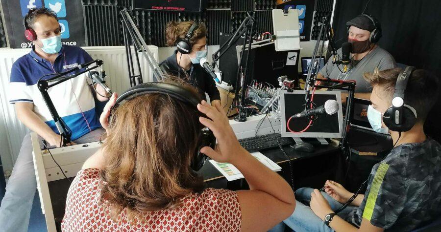 Association XP Radio : une webradio à Achères !