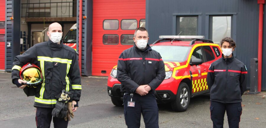 Sapeur-pompier volontaire, pourquoi pas vous ?